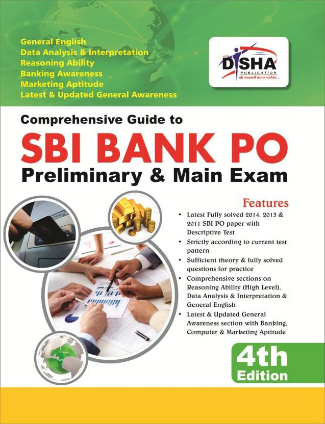 Comprehensive Guide to SBI Bank PO Preliminary & Main Exam 4th edition 4 Edition