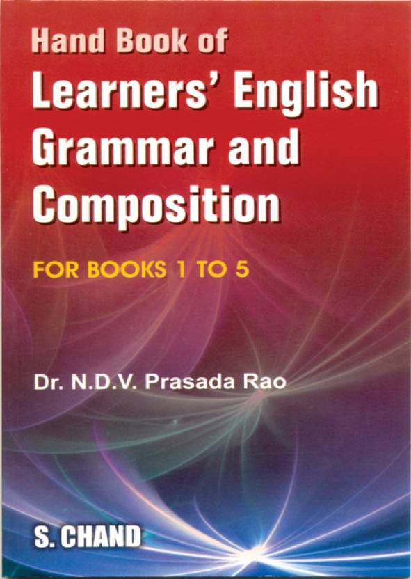 Hand Book Of Learner S English Grammar And Composition Buy