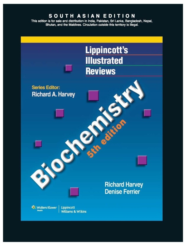 Lippincotts Illustrated Reviews Biochemistry Pdf