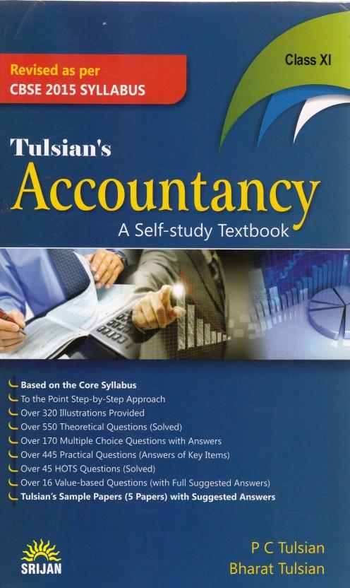 Cbse Class 11 Accounts Book
