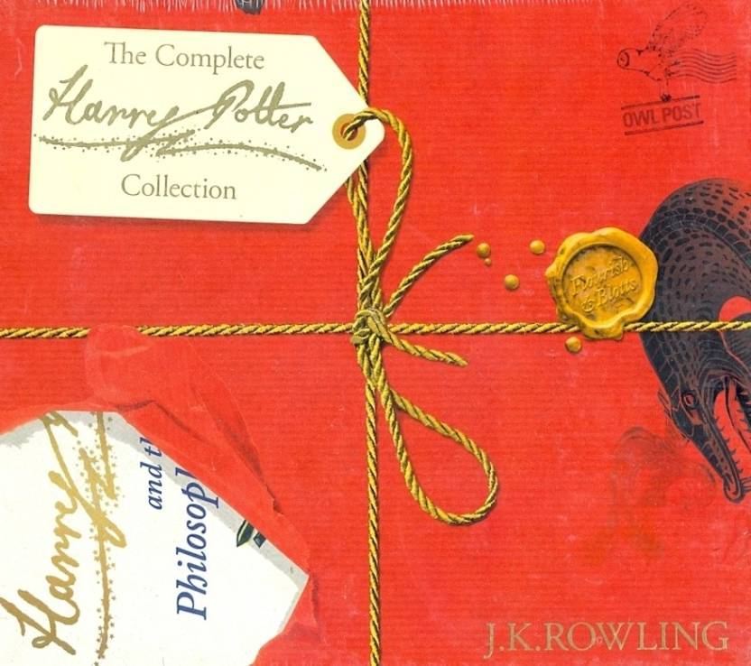 Harry Potter Paperback Boxed Set