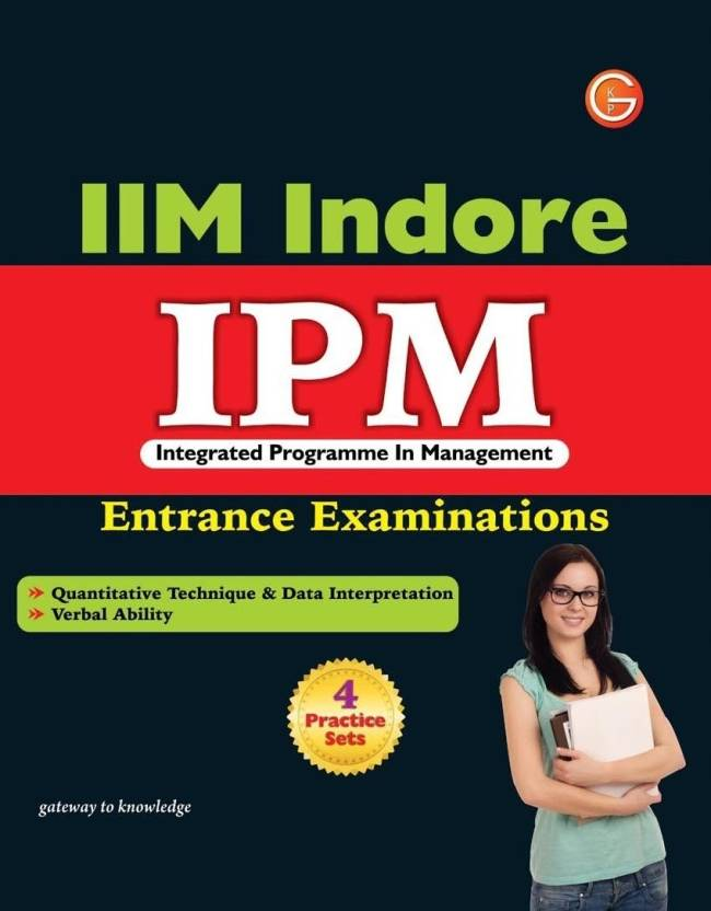 IIM Indore IPM ( Integrated Programme in Management) PB 1st  Edition