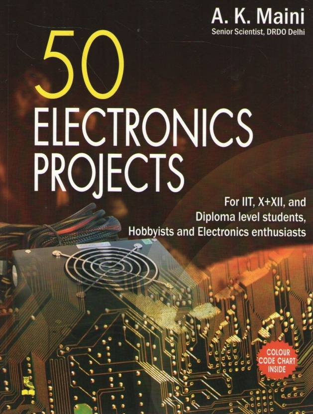 50 Electronic Projects 01 Edition - Buy 50 Electronic Projects 01 ...