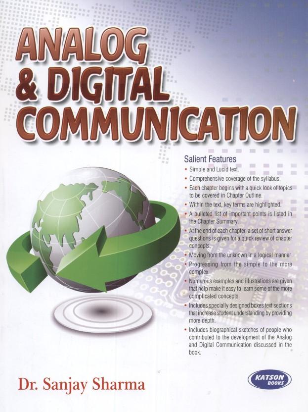 Communication System (Sanjay Sharma)