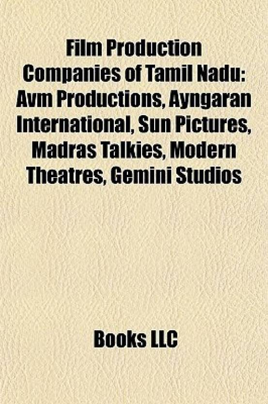 Film Production Companies of Tamil Nadu: Avm Productions, Ayngaran