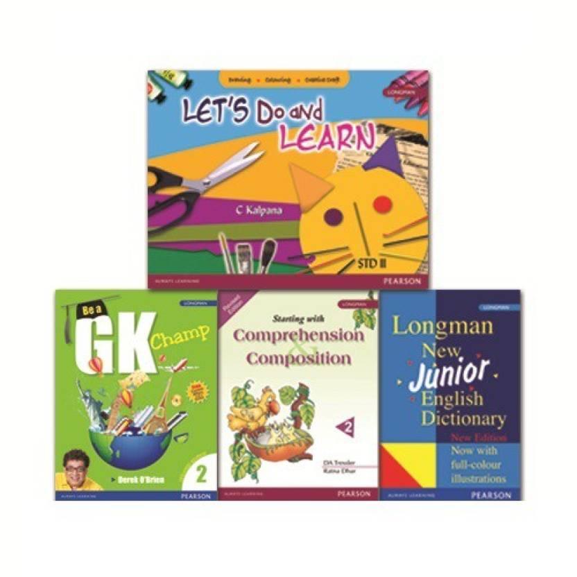 All Round Development Combo Of Childrens Books On Gk English