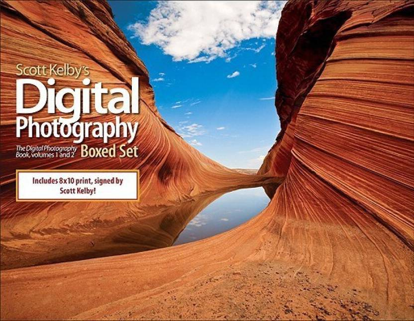 Scott Kelbys Digital Photography Boxed Set With Limited Edition
