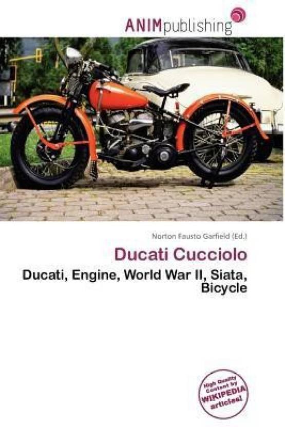 Ducati Cucciolo Buy Ducati Cucciolo By Norton Fausto Garfield At