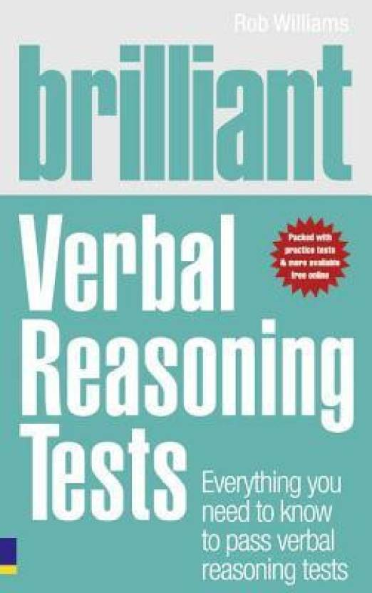 Brilliant Verbal Reasoning Tests: Everything You Need to Know to Pass Verbal Reasoning Tests