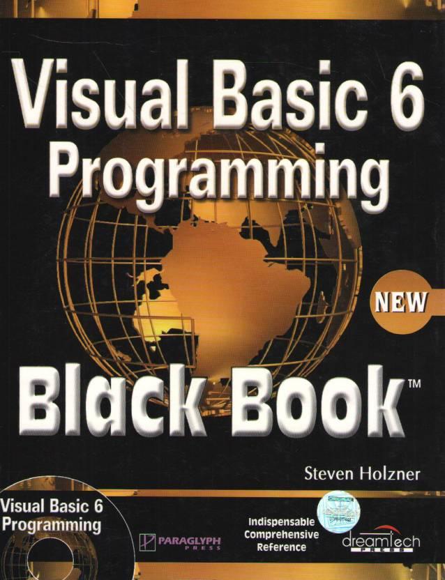 Visual Basic 6 Programming Black Book With Cd 1st