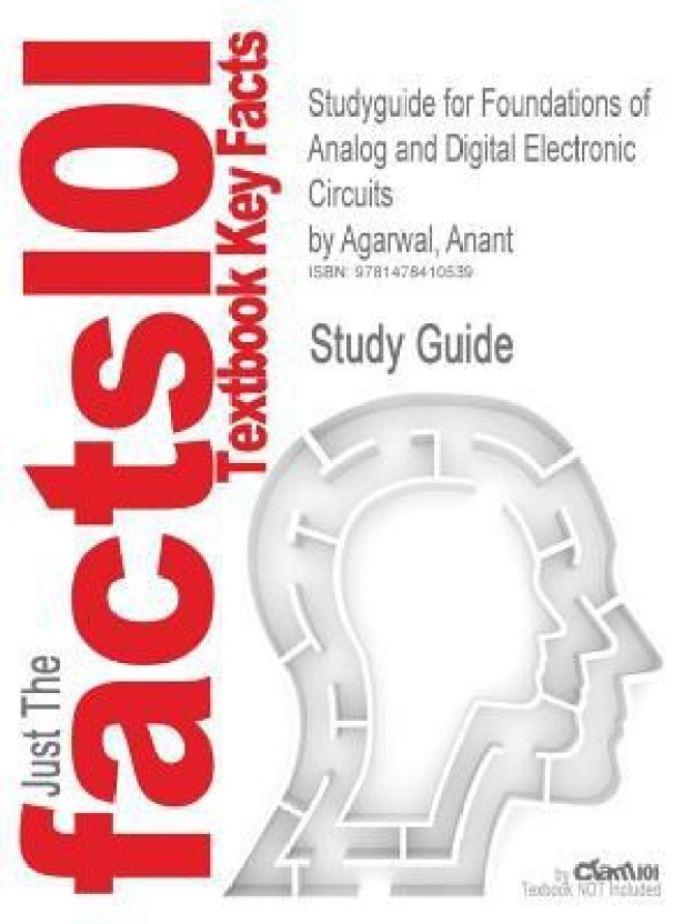 studyguide for foundations of analog and digital electronic circuits rh flipkart com Air Force Basic Electronic Theory Air Force Basic Electronic Theory