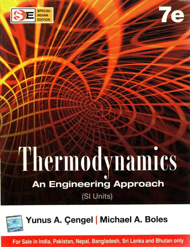 Thermodynamics an engineering approach si units 7th edition thermodynamics an engineering approach si units 7th edition fandeluxe Gallery