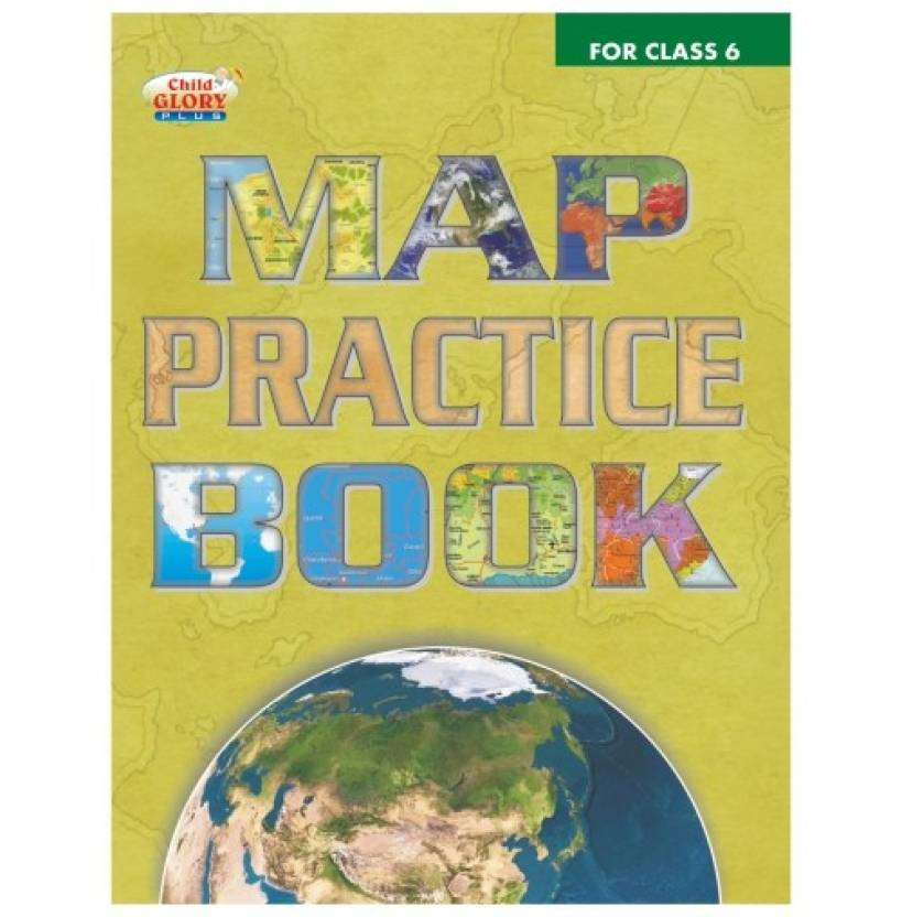 Map practice book 6 buy map practice book 6 online at best prices map practice book 6 gumiabroncs Choice Image