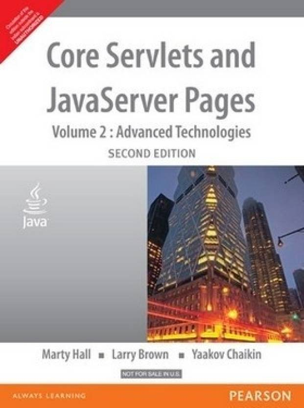 Core Servlets and JavaServer Pages : Advanced Technology (Volume - 2) 2nd  Edition