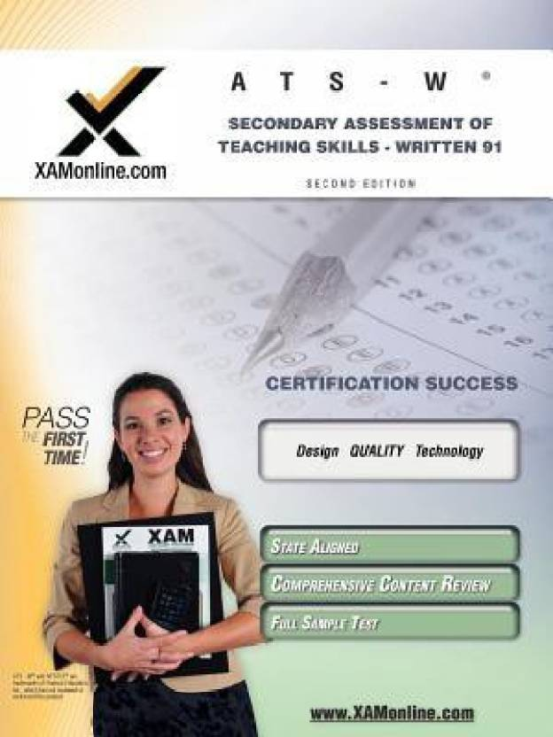 Nystce Ats W Secondary Assessment Of Teaching Skills Written 91