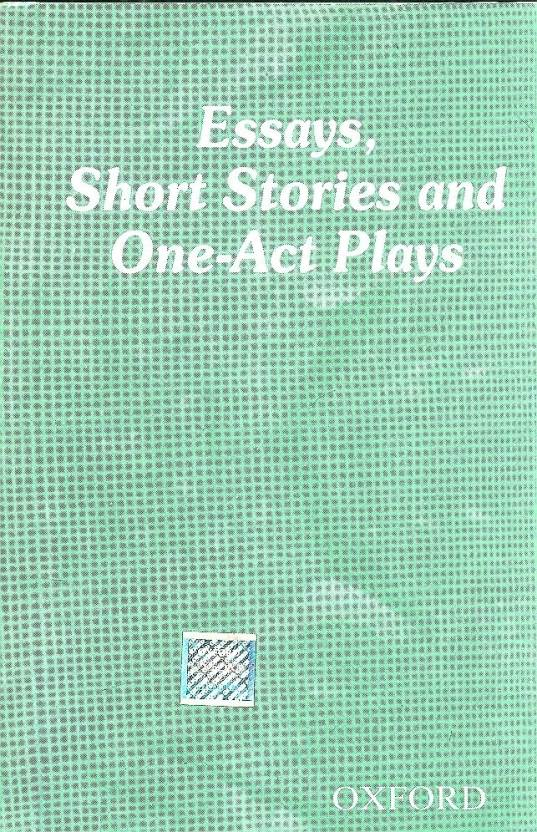 essays short stories and one act plays edition buy essays  essays short stories and one act plays 01 edition