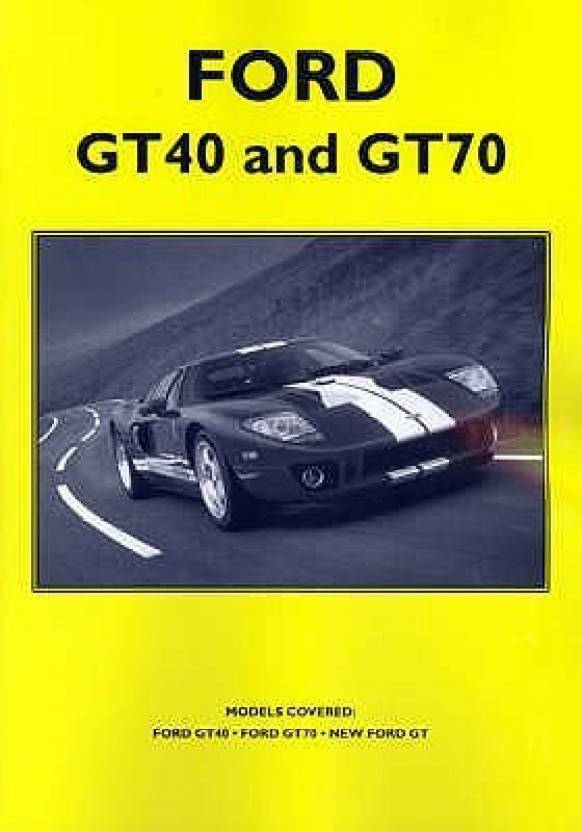 Ford Gt And Gt C P Press