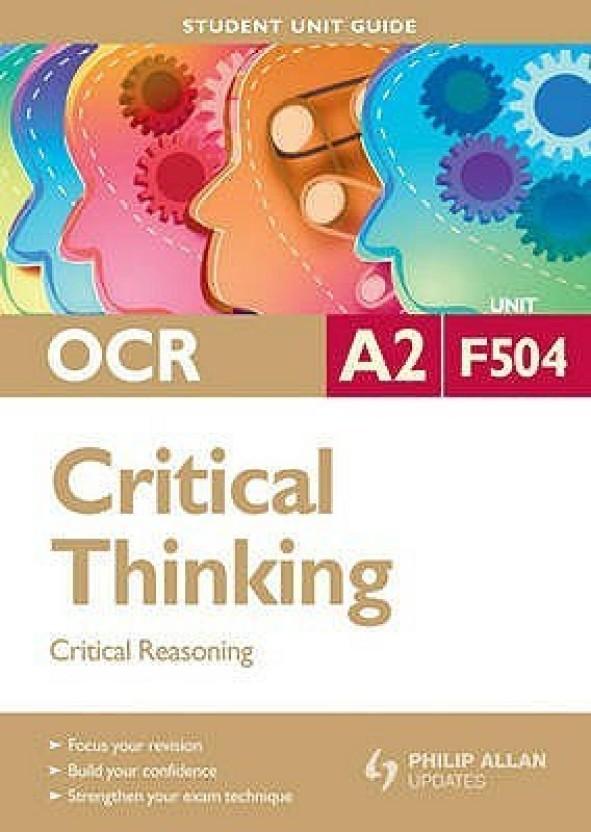 ocr critical thinking f504