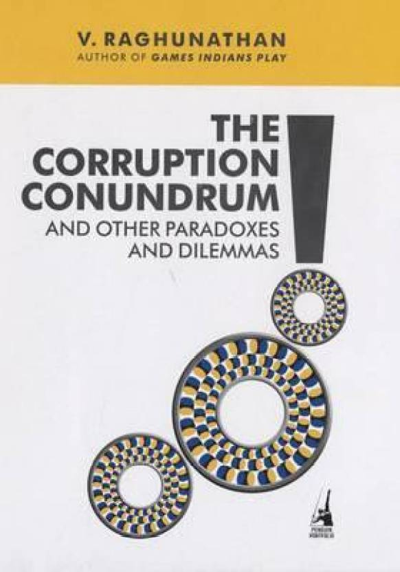 The Corruption Conundrum
