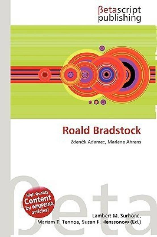 Roald Bradstock