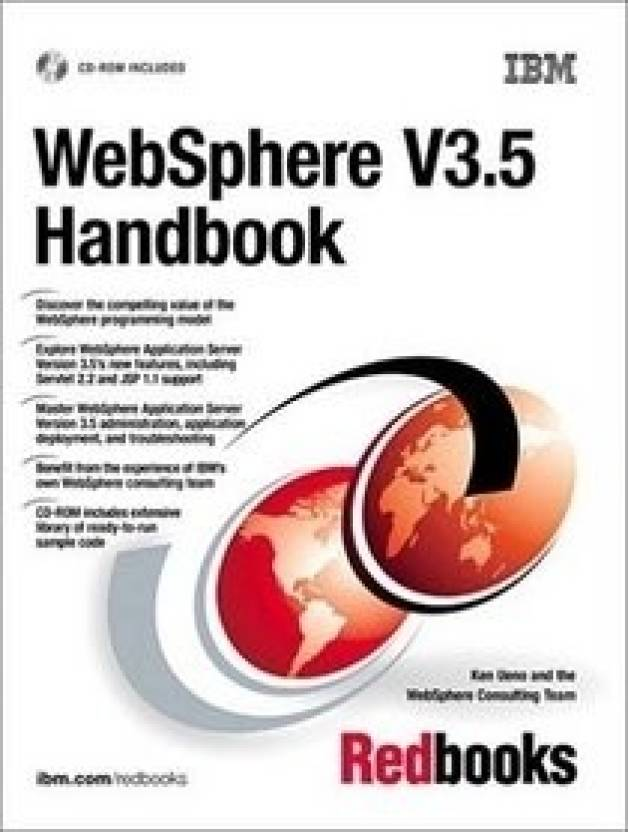 WebSphere V3 5 Handbook (With CD) 1st Edition: Buy WebSphere