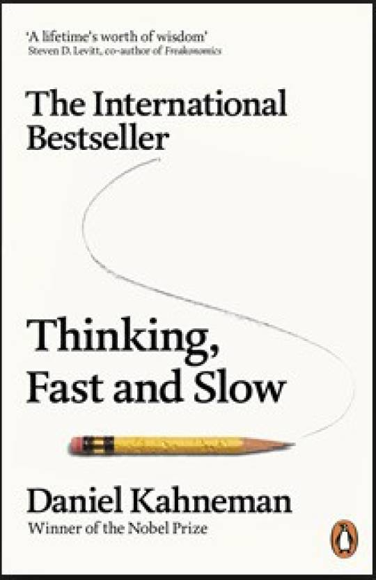 Thinking, Fast and Slow price comparison at Flipkart, Amazon, Crossword, Uread, Bookadda, Landmark, Homeshop18