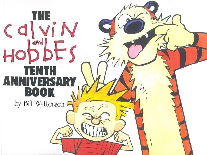 The Calvin and Hobbes Tenth Anniversary Book (Calvin & Hobbes)