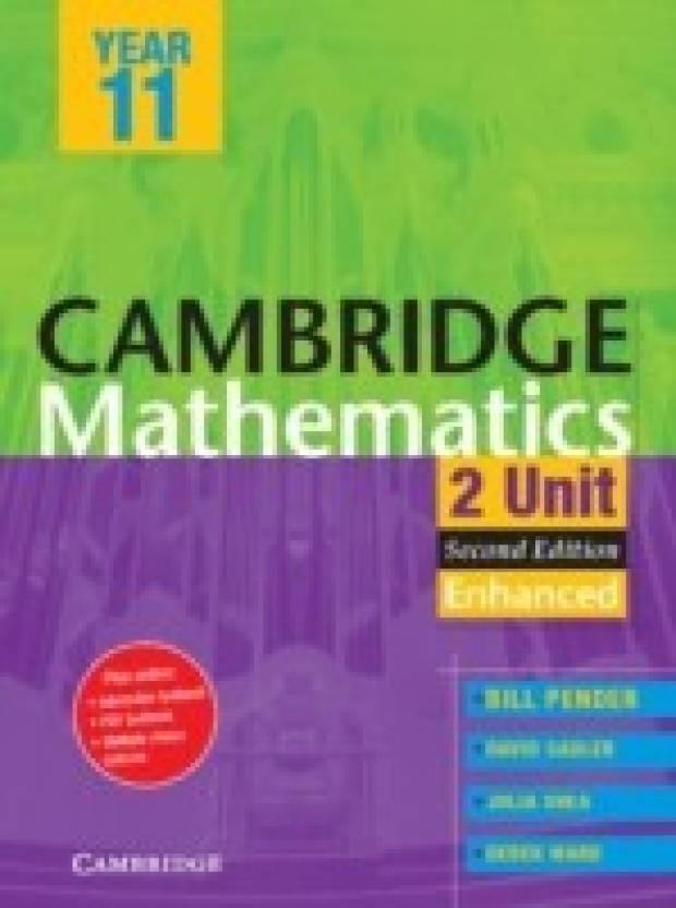 Cambridge 2 Unit Mathematics Year 11 Enhanced Version PDF