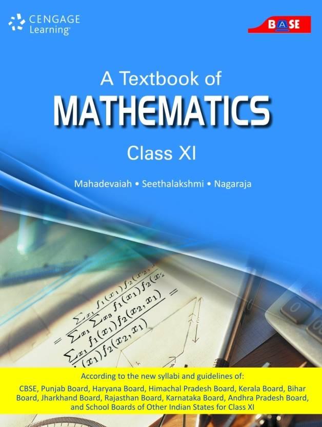 A Textbook of Mathematics: Class XI 1st Edition: Buy A