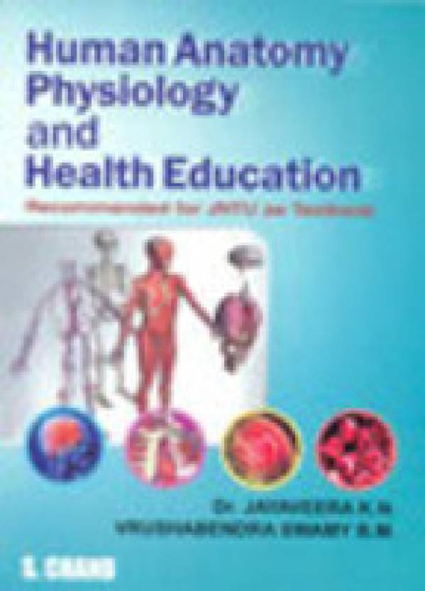 Human Anatomy,Physiology & Health Education 1st Edition - Buy Human ...
