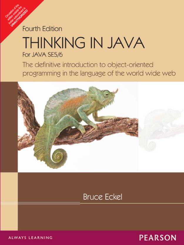 Thinking in Java 4th Edition 4th Edition