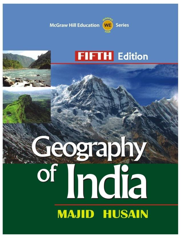 Geography of India 5th Edition