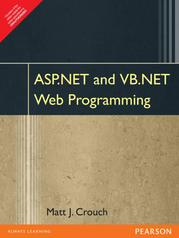 ASPNET And VBNET Web Programming 1st Edition