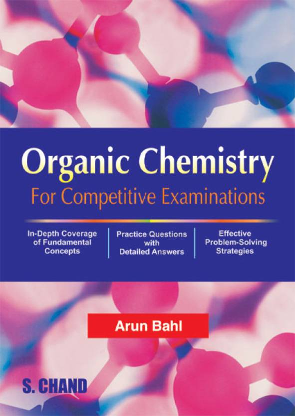 Organic Chemistry For Competitive Examination 1st Edition: Buy