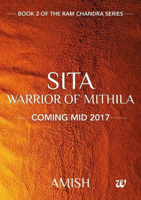 Sita - Warrior of Mithila (Book 2)