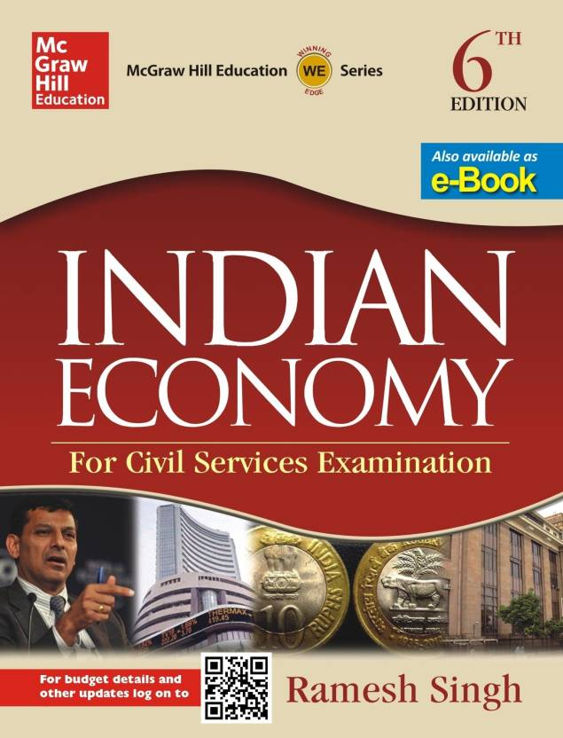 Indian Economy for Civil Services Examination 6 Edition