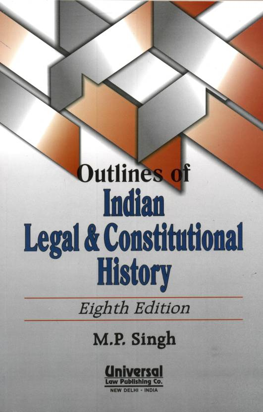legal history of india
