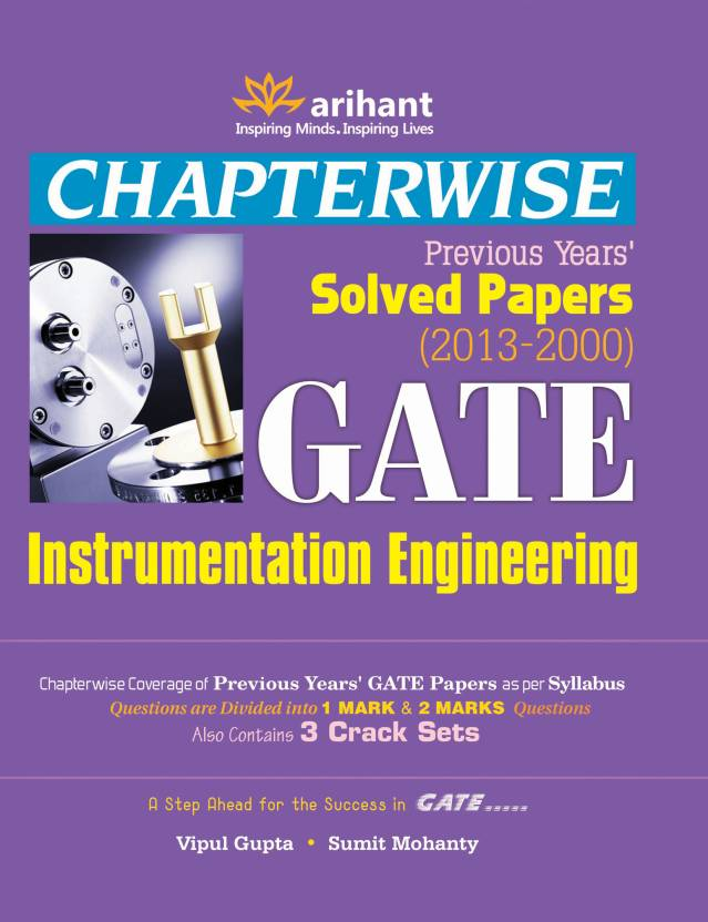 Solved and Mock Papers for GATE BIOTECHNOLOGY Single Edition
