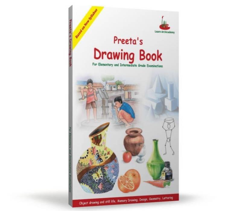 Preeta's Drawing Book