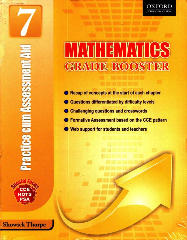 Maths Grade Booster PB 7 - Buy Maths Grade Booster PB 7 by Showick ...