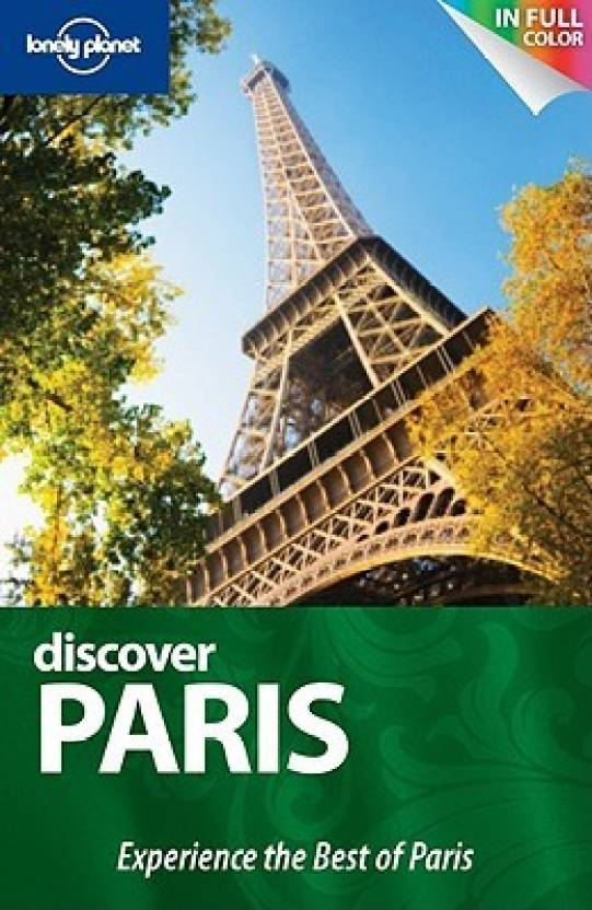 Lonely Planet Discover Paris Full Color City Travel Guide Buy