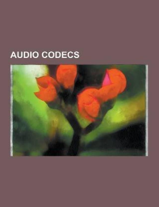 Audio Codecs: Buy Audio Codecs by Source Wikipedia at Low