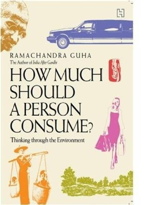 How Much Should A Person Consume: Thinking Through The Environment