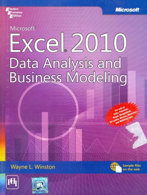 microsoft excel 2010 data analysis and business modeling buy