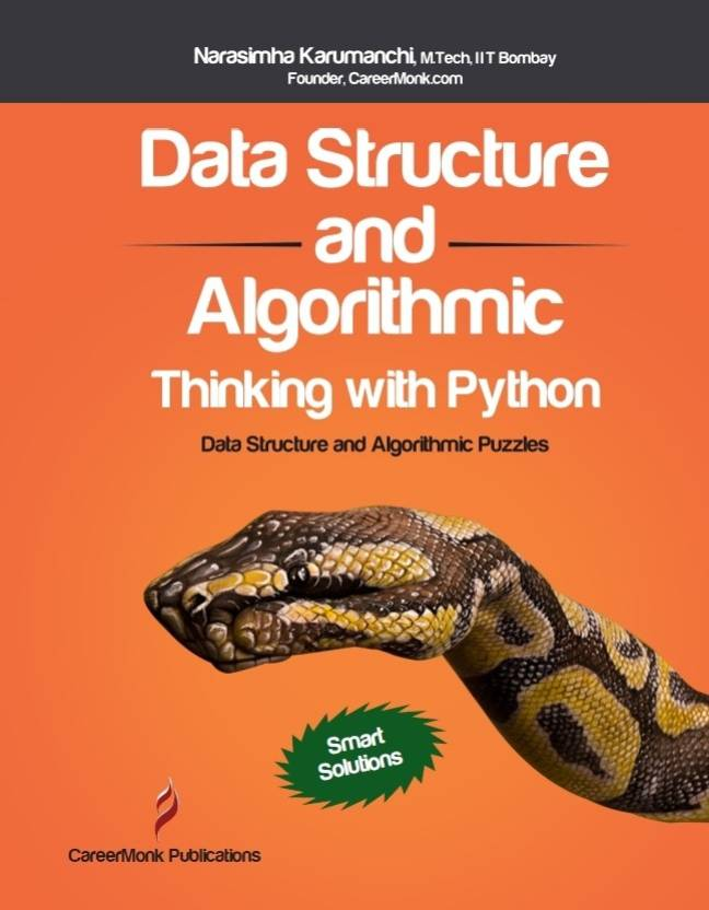 Data Structure and Algorithmic Thinking with Python 1 Edition