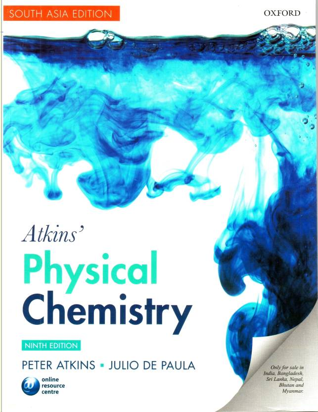 Atkinsapos physical chemistry 9th edition buy atkinsapos atkinsapos physical chemistry 9th edition fandeluxe Gallery