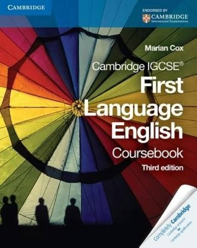 Cambridge IGCSE First Language English Coursebook Third edition Edition