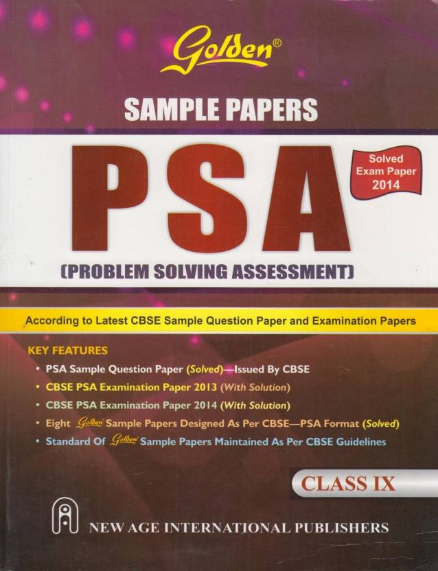 Cbse class x sample question paper and marking scheme for 2018-19.