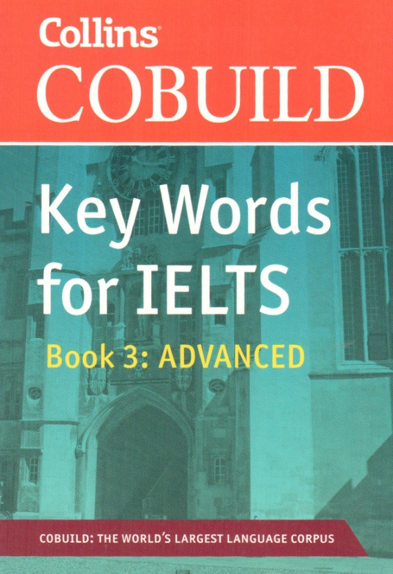 Collins Cobuild Key Words For Ielts Book 2 Improver