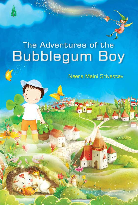 The Adventures of The Bubblegum Boy